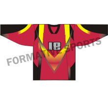 Customised Goalie Jersey Manufacturers USA, UK Australia