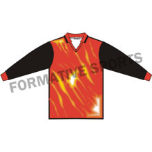 Customised Goalie Shirt Manufacturers USA, UK Australia