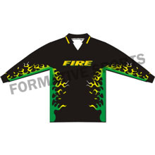 Customised Goalkeeper Shirt Manufacturers in Canada