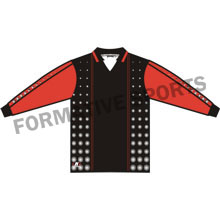 Customised Soccer Goalie Jerseys Manufacturers in Andorra