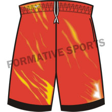 Customised Sublimated Goalie Shorts Manufacturers in Italy