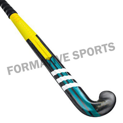 Customised Custom Hockey Sticks Manufacturers in Newport