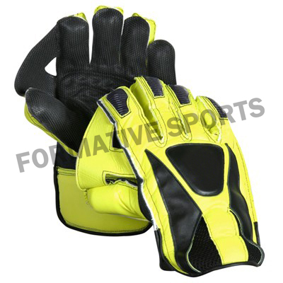 Customised Junior Cricket Keeping Gloves Manufacturers USA, UK Australia