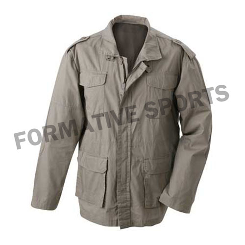 Customised Custom Leisure Jackets Manufacturers in Andorra