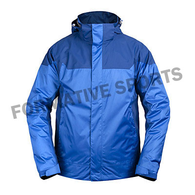 Customised Leisure Outdoor Jacket Manufacturers USA, UK Australia