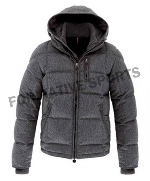 Customised Mens Leisure Jackets Manufacturers in Gladstone
