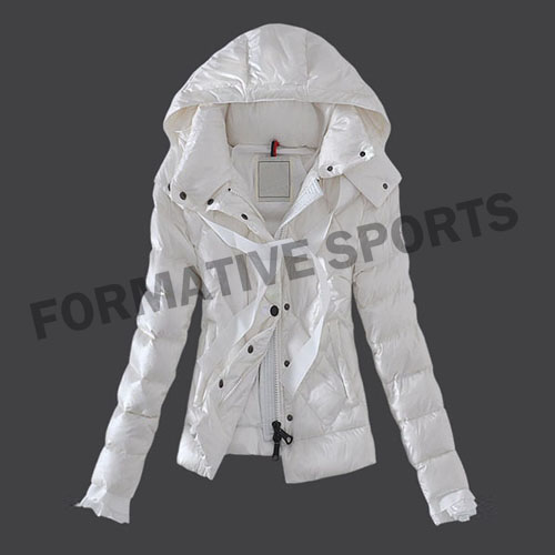 Customised Leisure Jackets Manufacturers in Gladstone