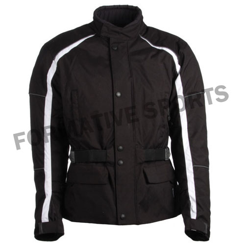 Customised Leisure Jackets Manufacturers USA, UK Australia