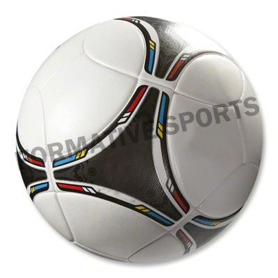 Customised Soccer Match Ball Manufacturers in Spain