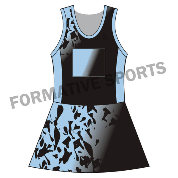 Customised Custom Netball Suits Manufacturers in Rouen
