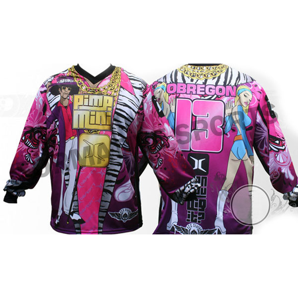 Custom Paintball Uniform