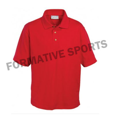 Customised Mens Polo Shirts Manufacturers USA, UK Australia