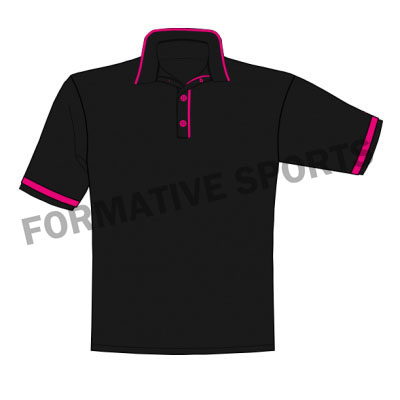 Customised Polo T Shirts Manufacturers