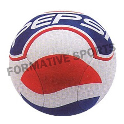 Customised Promotional Soccer Ball Manufacturers in San Marino
