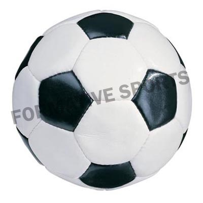 Customised Custom Promotional Football Manufacturers in Congo