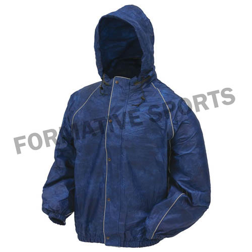 Customised Men Raincoats Manufacturers in Sweden