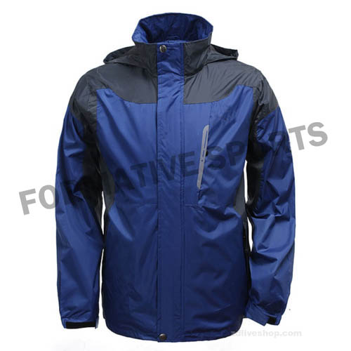 Customised Lightweight Rain Jacket Manufacturers in Tourcoing