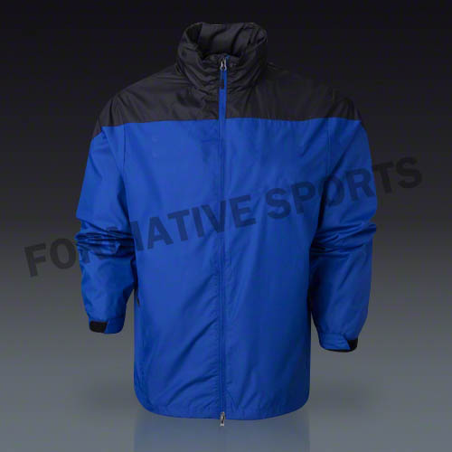 Customised Rain Jackets For Men Manufacturers in Tourcoing