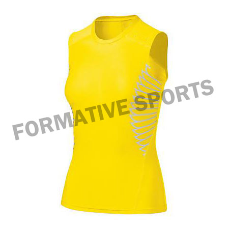 Customised Running Tops Manufacturers in Sweden