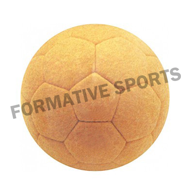 Customised Futsal Ball Manufacturers in Congo