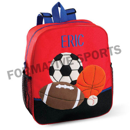 Customised Leather Sports Bag Manufacturers USA, UK Australia