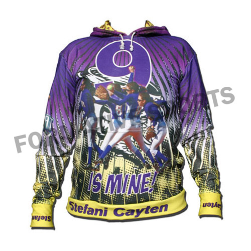 Customised Sublimated Hoodies Manufacturers in Pau