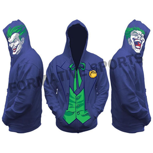 Customised Sublimated Hoodies Manufacturers in Andorra