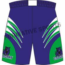 sublimation basketball shorts