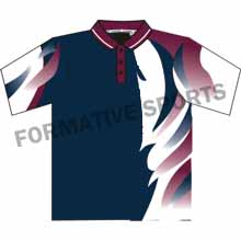 Customised Sublimation Hockey Team Jersey Manufacturers in Czech Republic