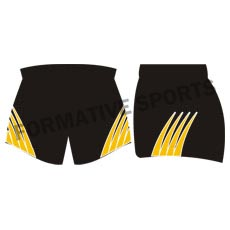 sublimation hockey shorts