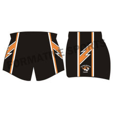 custom sublimated hockey shorts