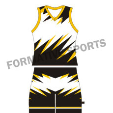Customised Sublimation Hockey Singlets Manufacturers in Fermont