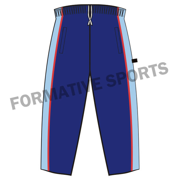 Customised Sublimation One Day Cricket Pants Manufacturers in Albania