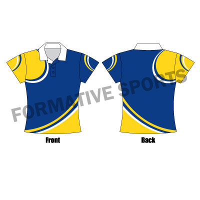 Customised Sublimation One Day Cricket Shirts Manufacturers USA, UK Australia