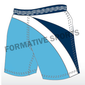 Customised Sublimated Rugby Team Shorts Manufacturers in Tourcoing