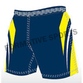 Customised Sublimated Rugby Shorts Manufacturers in Afghanistan
