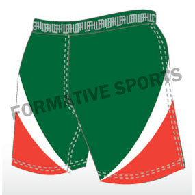 custom sublimation rugby shorts