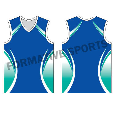 Customised Sublimation Singlets Manufacturers in South Korea