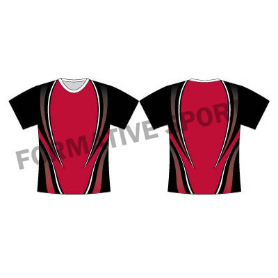 Customised Sublimation T Shirts Manufacturers in Lithuania