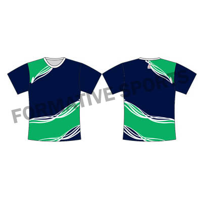 Customised Custom Team T Shirt Manufacturers in Switzerland