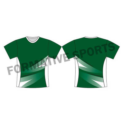 Customised Custom Sublimation T Shirts Manufacturers in Lithuania