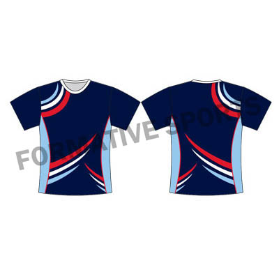 Customised Sublimation Team  T-shirts Manufacturers in Sweden