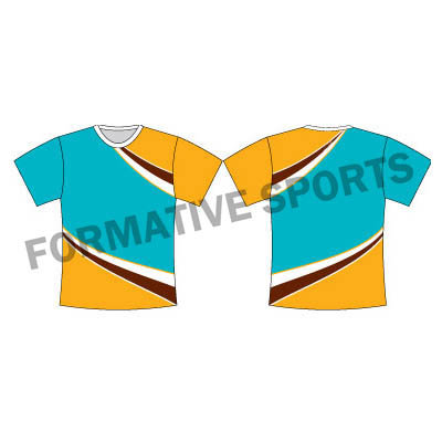 Customised Sublimated T Shirts Manufacturers USA, UK Australia