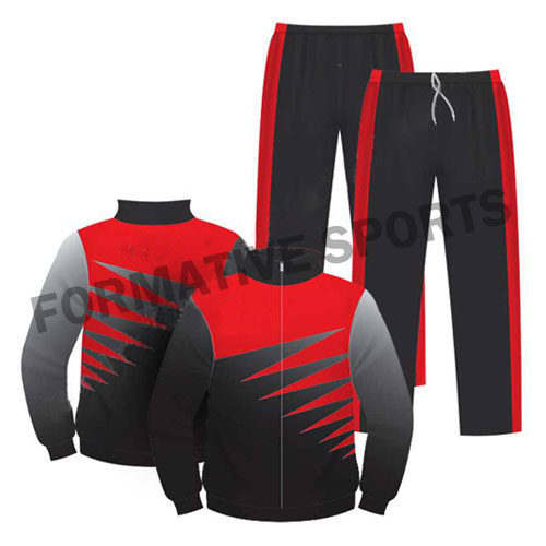 Customised Sublimated Tracksuits Manufacturers