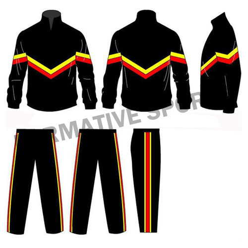 Customised Sublimation  Tracksuit Australia Manufacturers in Tourcoing