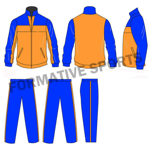 Customised Custom Tracksuits Manufacturers USA, UK Australia