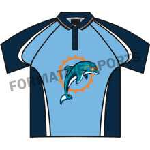 Customised Sublimated Hockey Team Jersey Manufacturers in Fermont