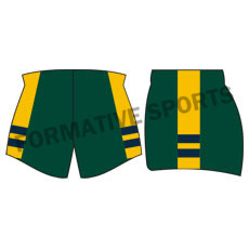 custom sublimation hockey shorts