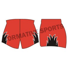 sublimation hockey team shorts