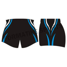 Customised Sublimated Hockey Shorts Manufacturers in Fermont